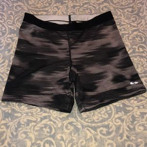 Other - Champion spandex athletic shorts black and grey